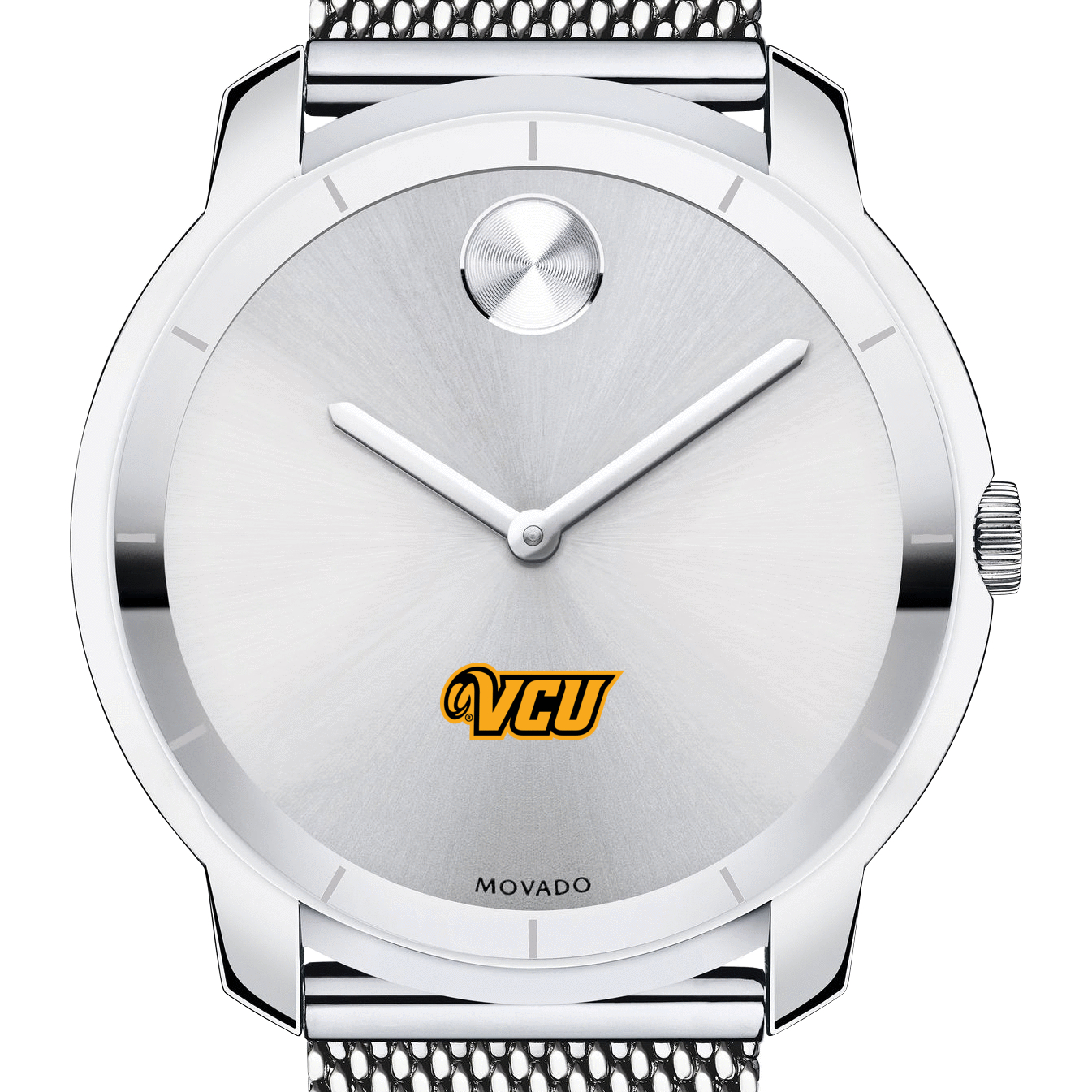 VCU Men's Movado Stainless Bold 44 - Image 1