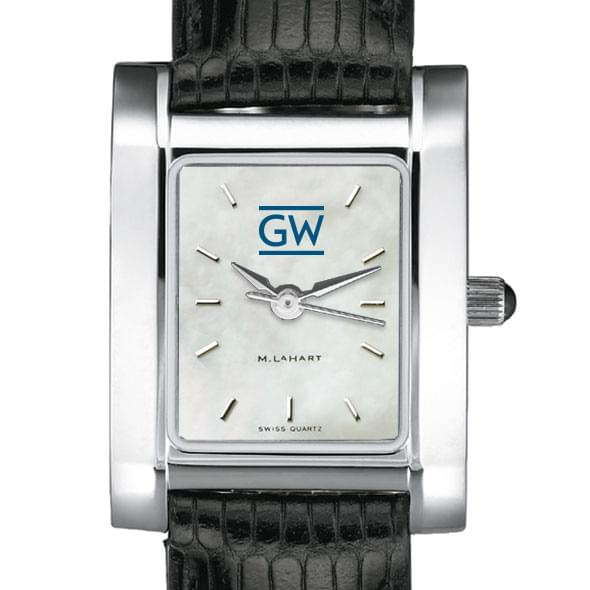George Washington Women's MOP Quad with Leather Strap - Image 1