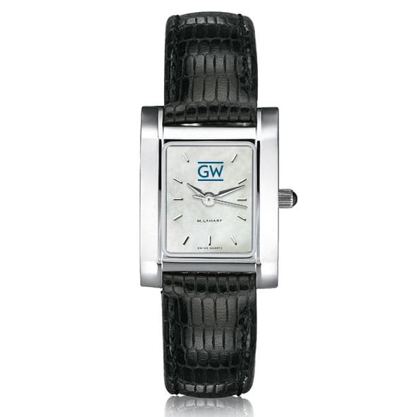 George Washington Women's MOP Quad with Leather Strap - Image 2