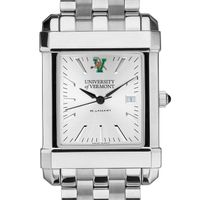 Vermont Men's Collegiate Watch w/ Bracelet