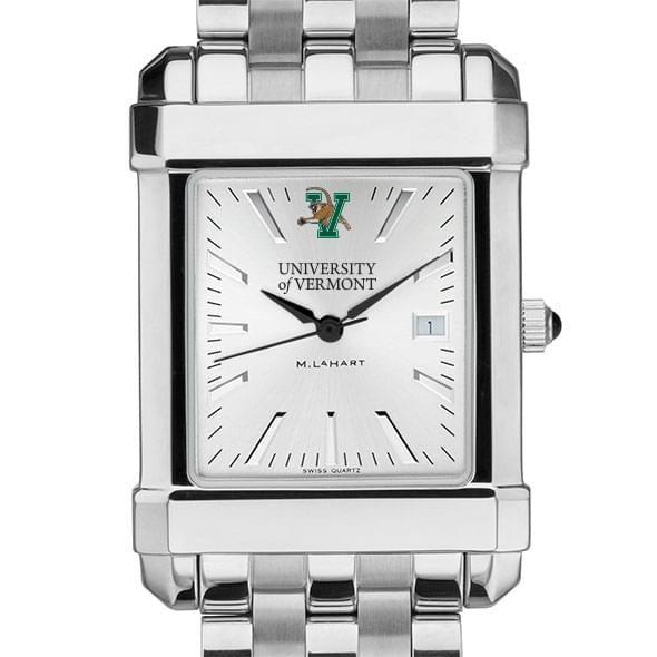 Vermont Men's Collegiate Watch w/ Bracelet