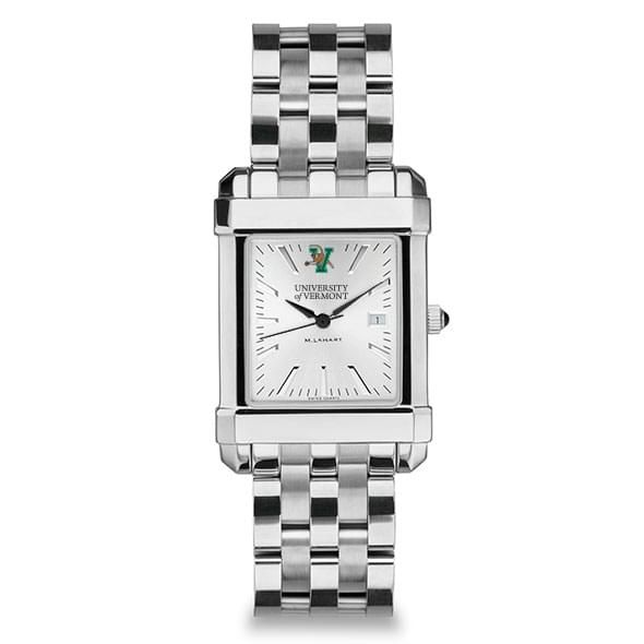 Vermont Men's Collegiate Watch w/ Bracelet - Image 2