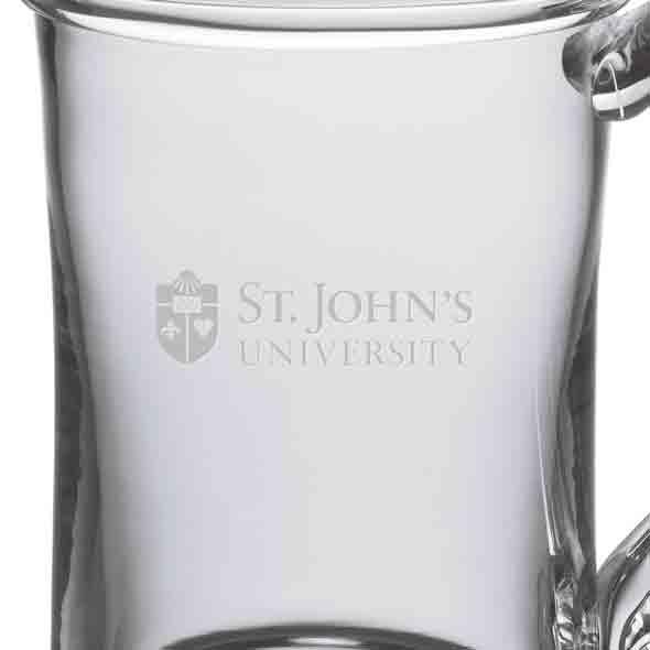 St. John's Glass Tankard by Simon Pearce - Image 2