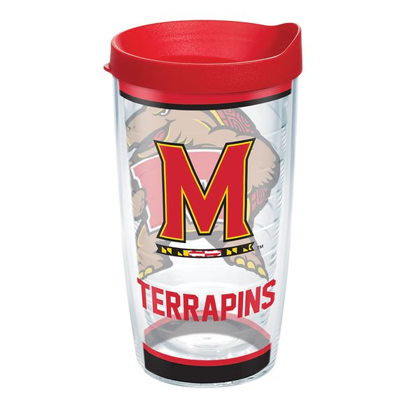 Maryland 16 oz. Tervis Tumblers - Set of 4