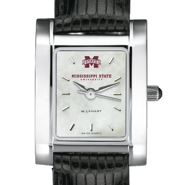 Mississippi State Women's MOP Quad with Leather Strap