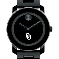 Oklahoma Men's Movado BOLD with Bracelet
