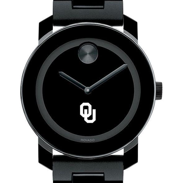University of Oklahoma Men's Movado BOLD with Bracelet