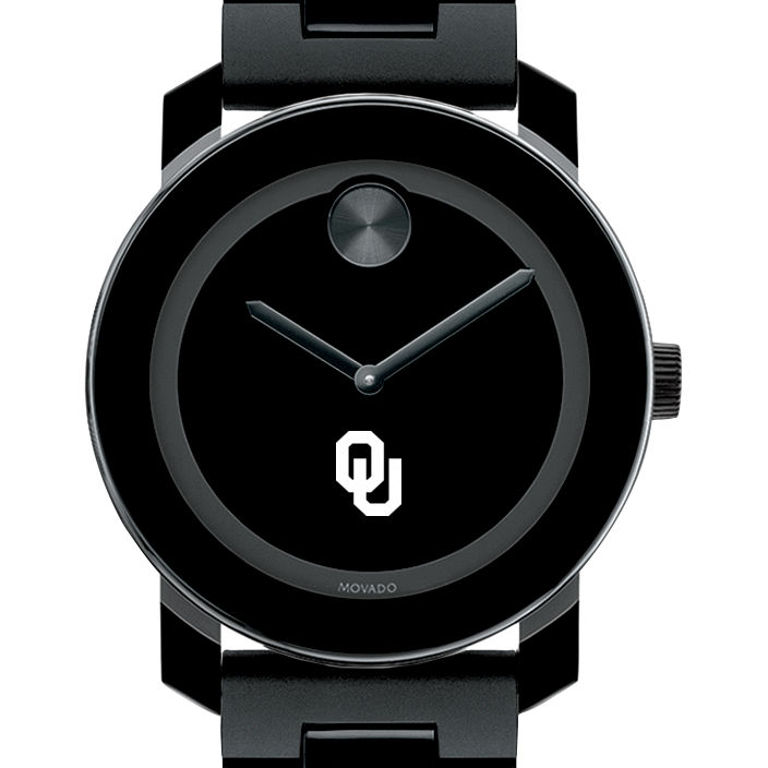 Oklahoma Men's Movado BOLD with Bracelet