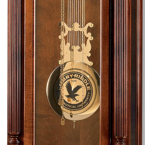 Embry-Riddle Howard Miller Grandfather Clock - Image 2