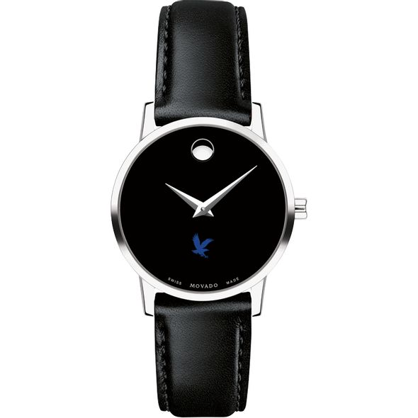 Embry-Riddle Women's Movado Museum with Leather Strap - Image 2