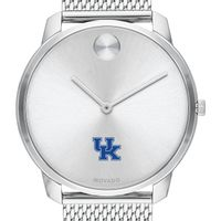 University of Kentucky Men's Movado Stainless Bold 42