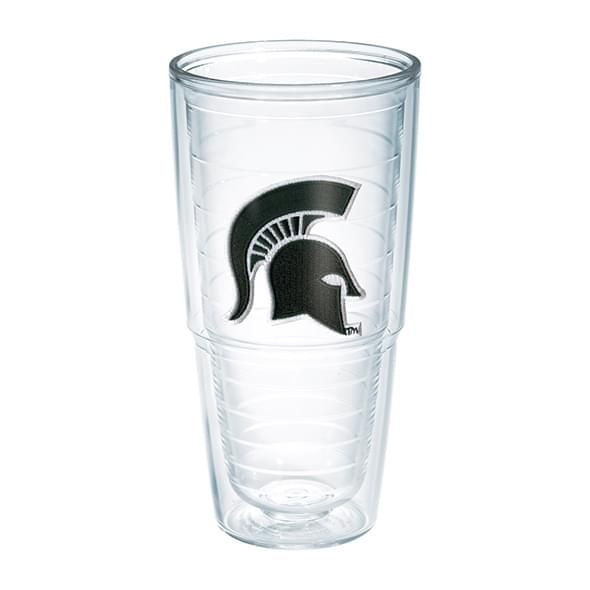Michigan State 24 oz. Tervis Tumblers - Set of 4
