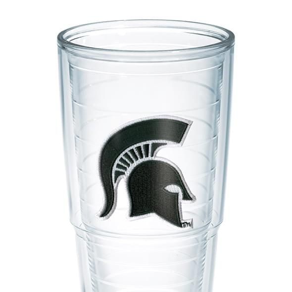 Michigan State 24 oz. Tervis Tumblers - Set of 4 - Image 2
