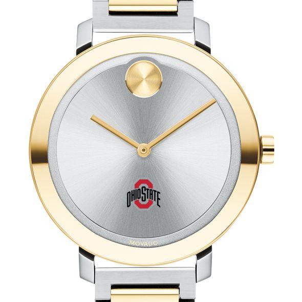 Ohio State University Women's Movado Two-Tone Bold 34 - Image 1