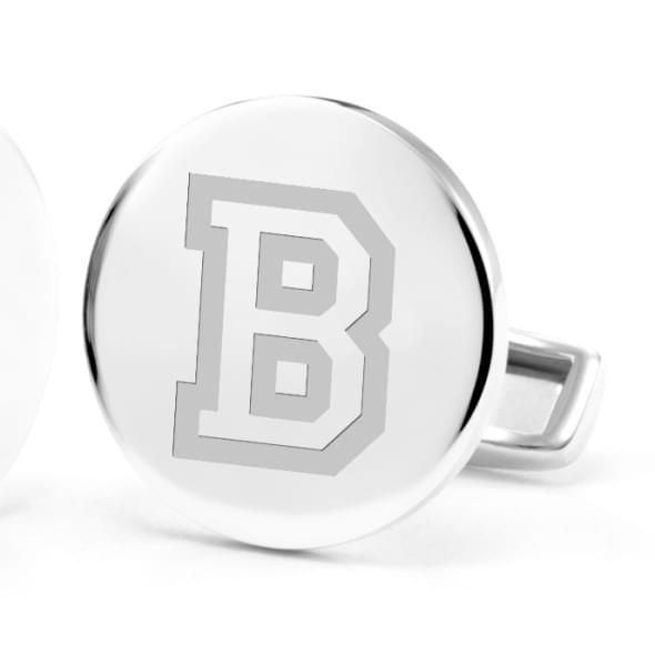 Bucknell University Cufflinks in Sterling Silver - Image 2
