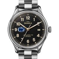 Penn State Shinola Watch, The Vinton 38mm Black Dial