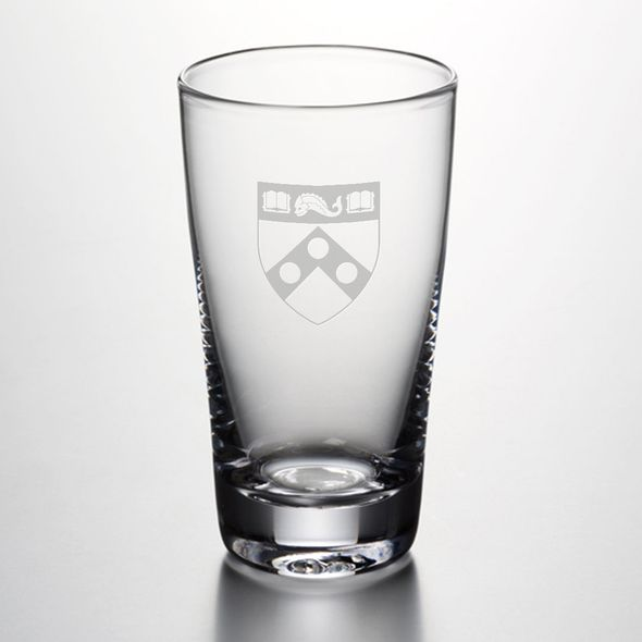 Penn Pint Glass by Simon Pearce