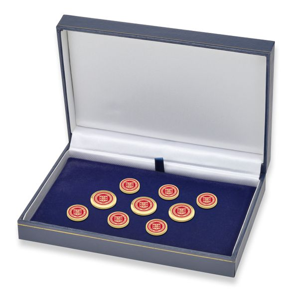 WashU Enamel Blazer Buttons - Image 2
