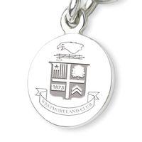 Westmoreland Club Sterling Silver Charm