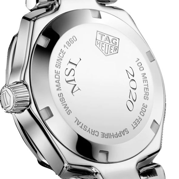North Carolina State TAG Heuer Diamond Dial LINK for Women - Image 3