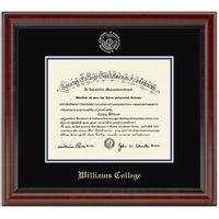 Williams College Fidelitas Frame