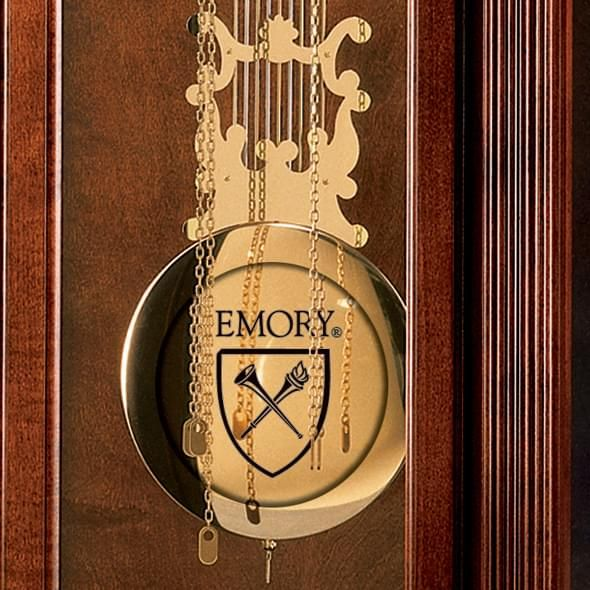 Emory Howard Miller Grandfather Clock - Image 3