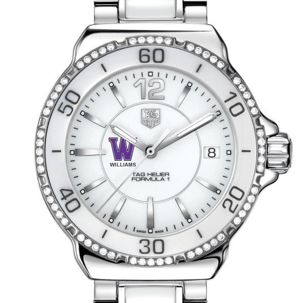 Williams Women's TAG Heuer Formula 1 Ceramic Diamond Watch