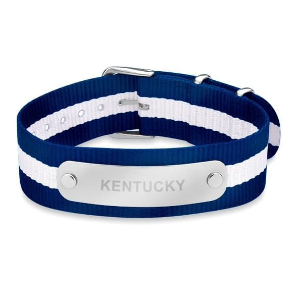 University of Kentucky NATO ID Bracelet