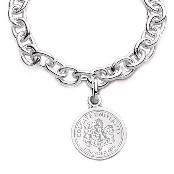 Colgate Sterling Silver Charm Bracelet - Image 2