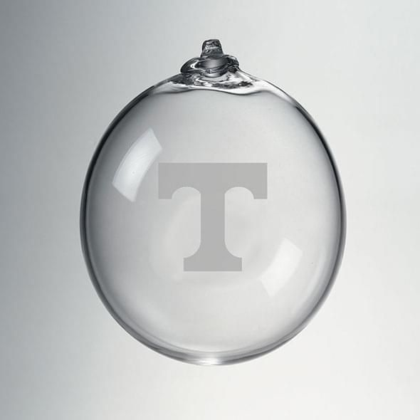 Tennessee Glass Ornament by Simon Pearce