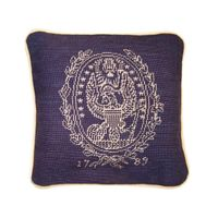 Georgetown Handstitched Pillow