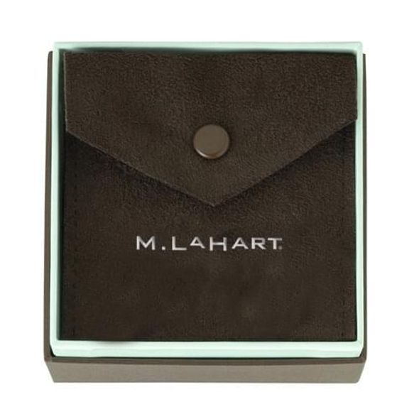 Michigan Ross Sterling Silver Insignia Key Ring - Image 4