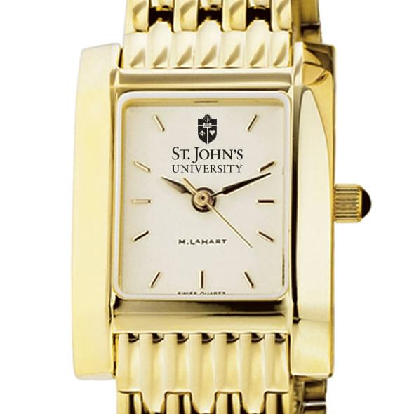 St. John's Women's Gold Quad with Bracelet - Image 1