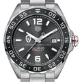 Wisconsin Men's TAG Heuer Formula 1 with Anthracite Dial & Bezel - Image 1