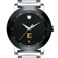 East Tennessee State University Men's Movado Museum Sport Bracelet
