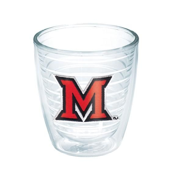 Miami University 12 oz. Tervis Tumblers - Set of 4