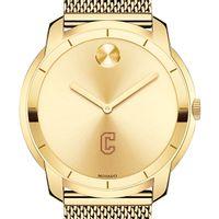 College of Charleston Men's Movado Gold Bold 44