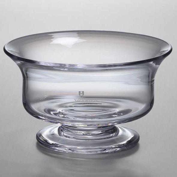 Yale SOM Simon Pearce Glass Revere Bowl Med - Image 1