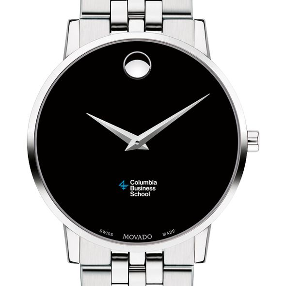 Columbia Business Men's Movado Museum with Bracelet