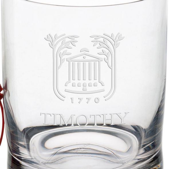 College of Charleston Tumbler Glasses - Set of 4 - Image 3
