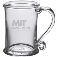 MIT Sloan Glass Tankard by Simon Pearce