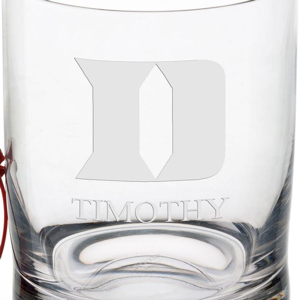 Duke University Tumbler Glasses - Set of 2 - Image 3