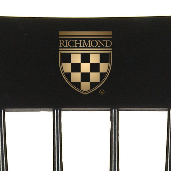 University of Richmond Captain's Chair by Hitchcock - Image 2