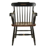 Gonzaga Captain's Chair by Hitchcock