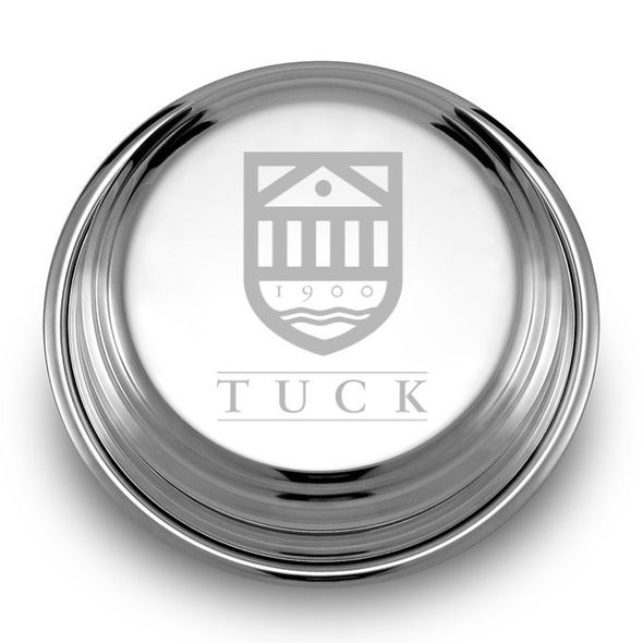 Tuck Pewter Paperweight