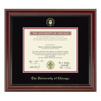 Chicago Fidelitas Diploma Frame