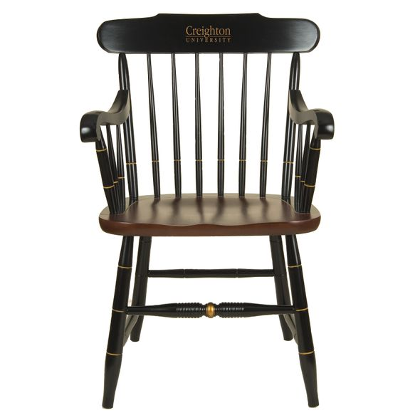 Creighton Captain's Chair by Hitchcock - Image 1