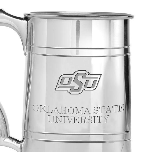 Oklahoma State University Pewter Stein - Image 2