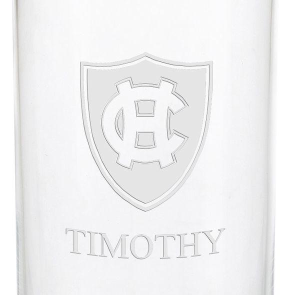 Holy Cross Iced Beverage Glasses - Set of 2 - Image 3