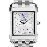 Air Force Academy Men's Collegiate Watch w/ Bracelet